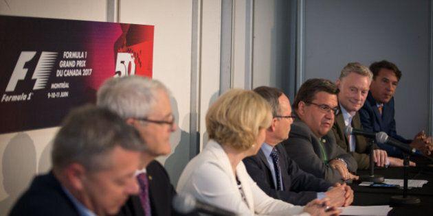 L'avenir du Grand Prix du Canada à Montréal est assuré jusqu'en 2029