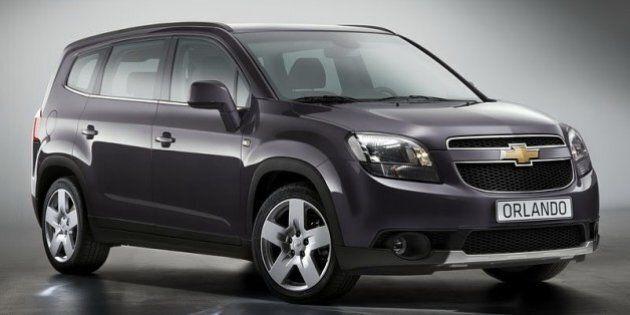 Transports Canada émet un rappel pour les véhicules Chevrolet