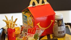 McDonald's propose maintenant des livres pour accompagner ses repas «Joyeux