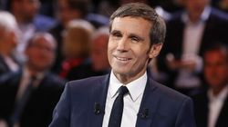 Les adieux touchants de David Pujadas à l'équipe du JT de France