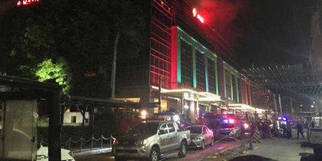 Attaque dans un complexe hôtelier de Manille aux Philippines