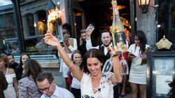 La Champagnerie lance son propre champagne pour ses 4