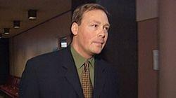 L'ex-enquêteur Benoit Roberge en libération conditionnelle