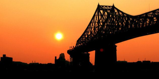 Opened to traffic on May 14, 1930, the Jacques Cartier bridge is a steel truss cantilever structure crossing...