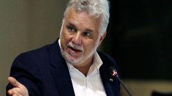 Couillard défend ses liens avec l'ex-organisateur libéral Marc-Yvan