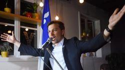 Gabriel Nadeau-Dubois est élu député de
