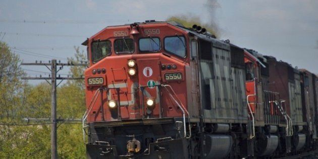 Le CN et le syndicat des agents de train concluent une entente