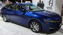 Honda Clarity : une nouvelle voiture électrique signée