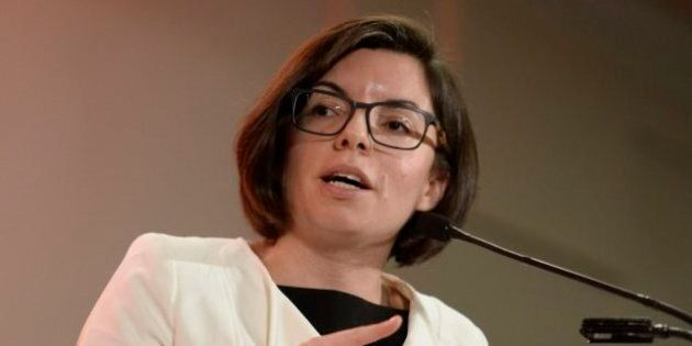 Accusée d'appropriation culturelle, Niki Ashton retire un tweet sous la