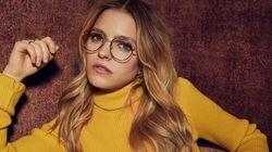 Sarah-Jeanne Labrosse crée des lunettes à son