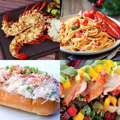 Au menu pour la fête des Mères: du homard et du bon