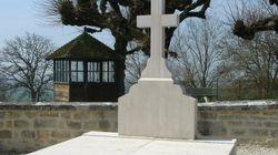 La tombe du général de Gaulle a été