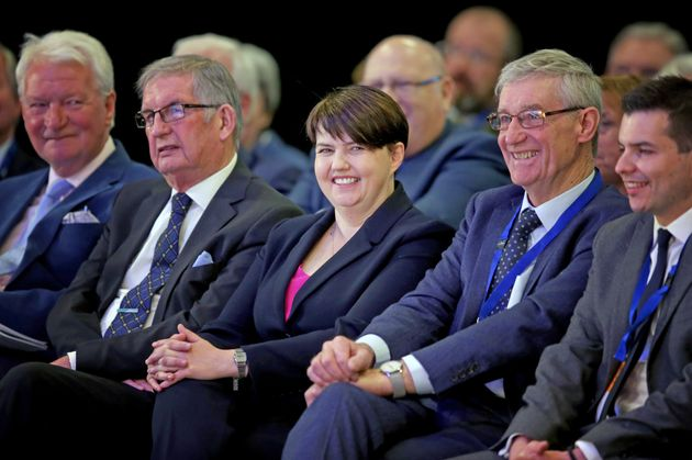 Ruth Davidson at Scottish Tory conference in Aberdeen on
