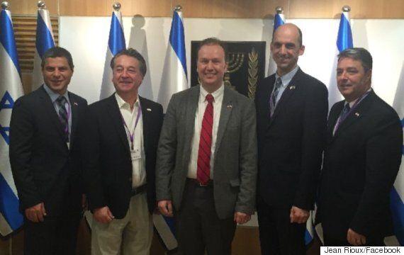 CIJA: les missions parlementaires en Israël plus populaires en