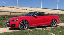 Premier contact Audi A5 et S5 Cabriolet 2018 : pour le design et le