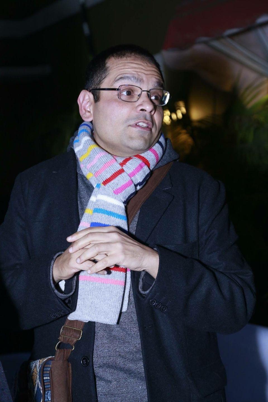 Sharif D. Rangnekar, escritor