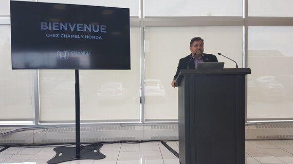 Pour la première fois au Canada, il sera possible d'acheter une voiture neuve en