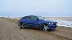 Mercedes GLC Coupé 2017: Coupé sport quatre portes 4x4 compact de