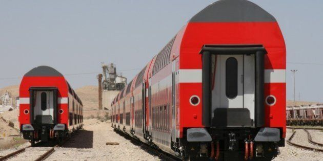 Des trains de Bombardier passeront dans les territoires palestiniens
