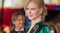 Nicole Kidman attire l'attention avec une robe
