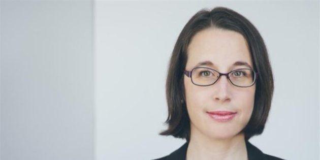 Marie-Ève Maillé, chercheuse à l'UQAM, en cour pour protéger ses
