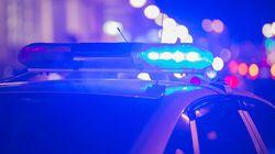 Piétonne happée à Montréal: blessures aux jambes et à la