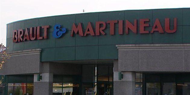 Le Brault & Martineau de Repentigny, dont les employés sont syndiqués,