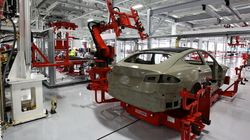 Le taux de blessures à l'usine Tesla serait plus élevé que la