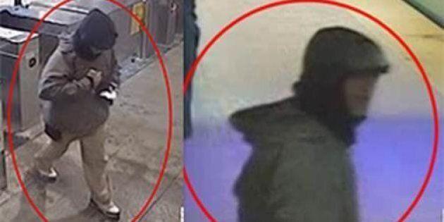 Chasse à l'homme après qu'une femme a été atteinte par balle à