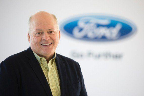 Chute des profits et manque de vision à long terme, le PDG de Ford est