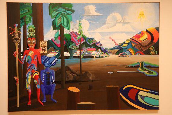 Art canadien et autochtone: de 1968 à nos