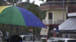 Έκτακτο δελτίο επιδείνωσης του καιρού: Καταιγίδες, χαλάζι και θυελλώδεις