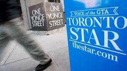 L'éditeur Torstar a perdu 24,4 millions $ au premier