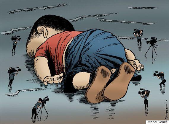 Photo-symbole: quand un enfant devient l'image d'un