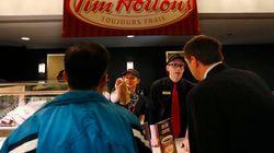 Terminées, les pauses-café aux Tim Hortons de Cowansville - La Voix de