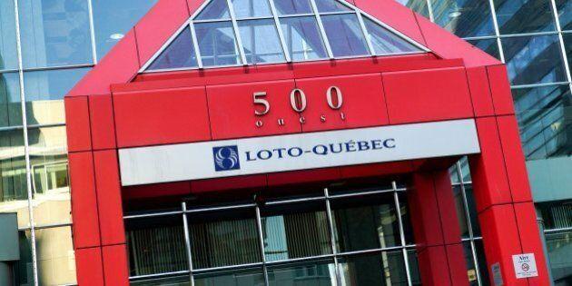 Loto-Québec: les restructurations des dernières années ont coûté 5,1 millions