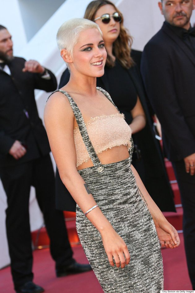 Kristen Stewart fait sensation sur le tapis rouge du Festival de Cannes