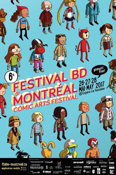 FBDM 2017: des bulles de magie en plein coeur du