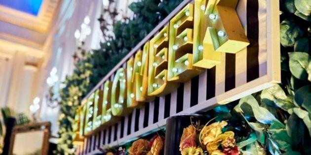 La Yelloweek Veuve Clicquot a 5 ans!