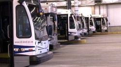 Perquisitions aux bureaux du Syndicat des chauffeurs d'autobus de