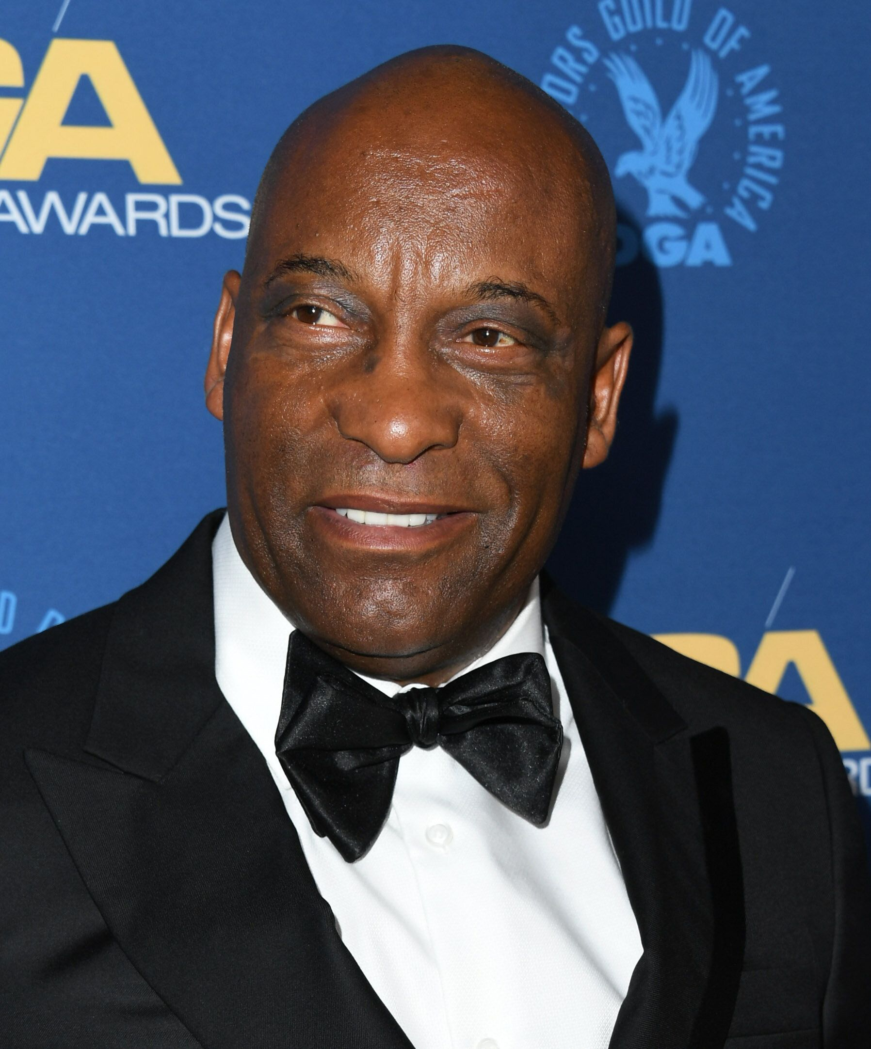 HOLLYWOOD, CALIFORNIA - FEBRUARY 02:  John Singleton attends the 71st Annual Directors Guild Of America Awards at The Ray Dolby Ballroom at Hollywood & Highland Center on February 02, 2019 in Hollywood, California. (Photo by Jon Kopaloff/FilmMagic)