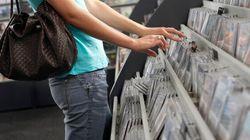 Le distributeur de disques DEP ferme ses