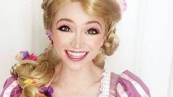 Sarah Ingle a dépensé 14 000 $ pour ressembler aux princesses de