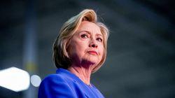 Présidentielle : coup dur pour Clinton dans le scandale de ses