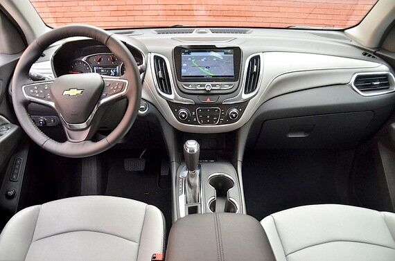 Chevrolet Equinox 2018 : le dur combat d'une quatrième