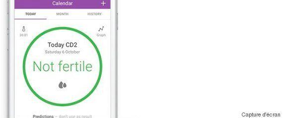 Voici Natural Cycles, l'application mobile qui révolutionne les méthodes de