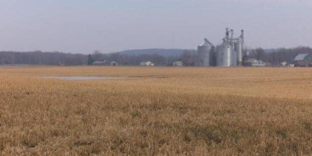 Le dégel des champs au printemps contribuerait au réchauffement