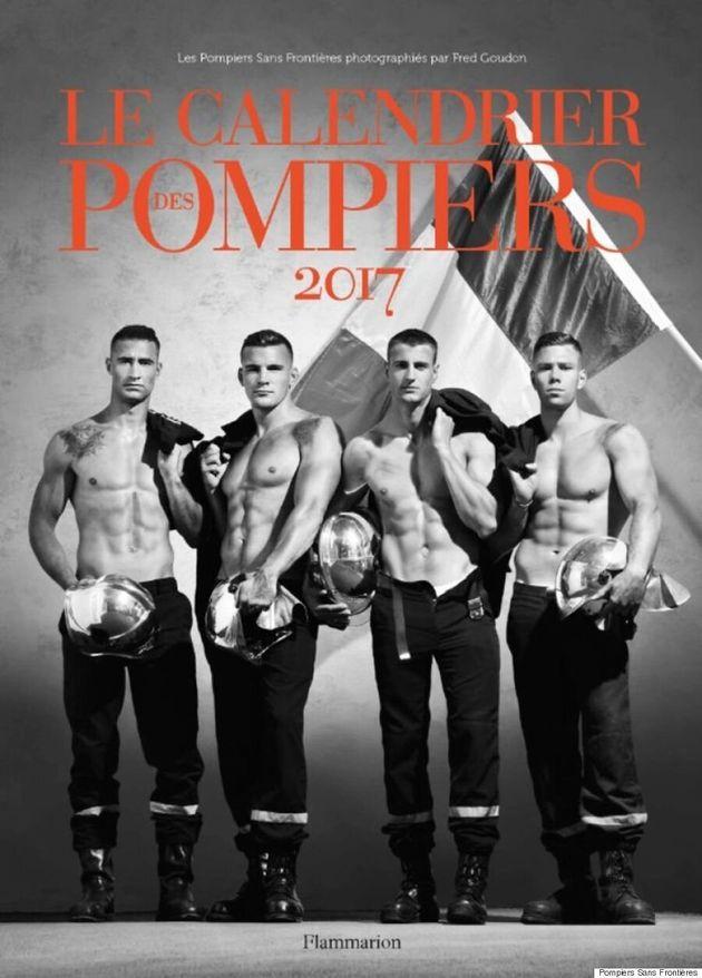 Le calendrier 2017 des pompiers nus est enfin dévoilé (PHOTOS /