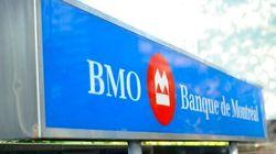 La Banque de Montréal supprimera environ 1850