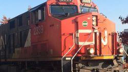 Le BST veut réduire la vitesse des trains de marchandises